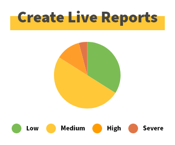 Create Live Reports