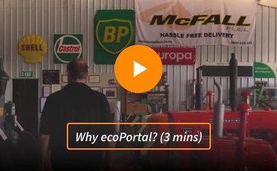 Why ecoportal video